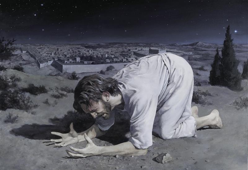 26-Jesus_orando